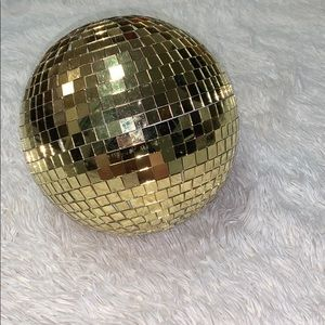 MINI DISCO BALL WITH STAND